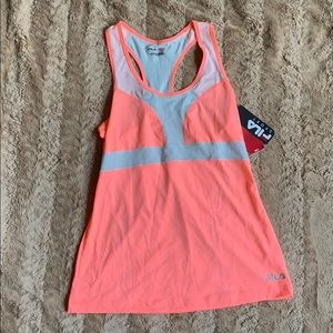 Fila Bright Orange Tank